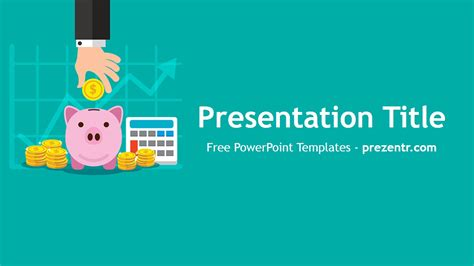 free personal finance powerpoint template prezentr