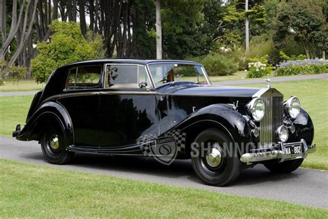 roll royce car 1950 1949 rolls royce silver wraith information and photos