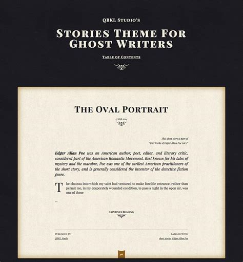 themes in ghost stories 35 superb free and premium ghost themes for 2015