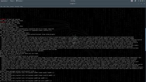 tutorial update kali linux kali linux unable to update to upgrade 171 null byte