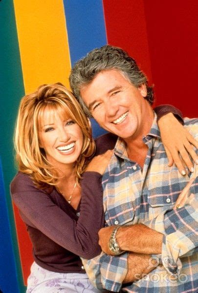 patrick duffy construction suzanne somers with patrick duffy step by step still