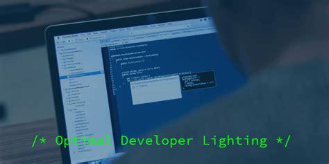 fluorescent lights eye strain lighting for developers eye strain can increase errors