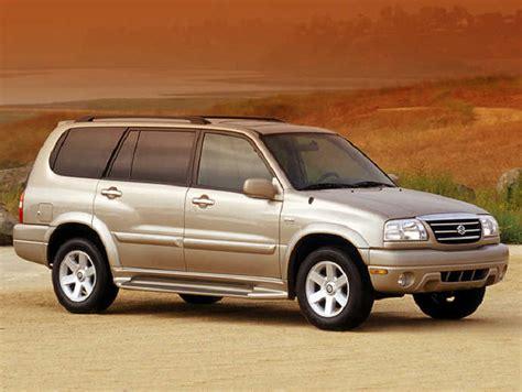 2002 Suzuki Xl7 2002 Suzuki Xl 7 Overview Cargurus