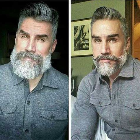 white beard styles for older men popular beard styles beloved hairstyles for older men mens hairstyles 2018