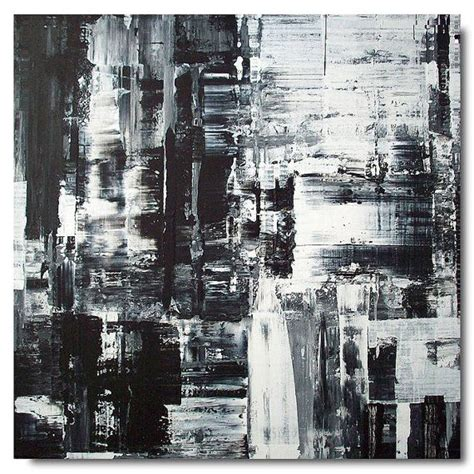 Black And White Abstract Paintings 403 Best Images About Abstract B W 45 3 On