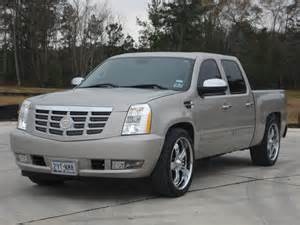 Cadillac Escalade Conversion Kits Cadillac Front End Conversion Autos Post