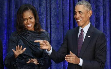 barack obama and michelle ponting michelle obama to release memoir in november the hindu