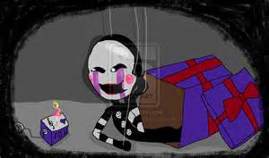 Marionette puppet fnaf fnaf 2 marionette by