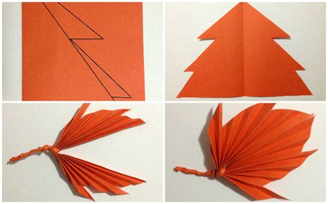 Autumn Paper Crafts - simple autumn crafts phpearth