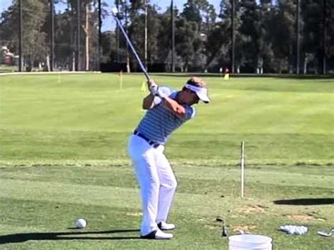 david duval golf swing golf swing 2013 david duval iron drive elevated dtl