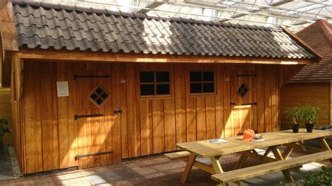 tuinhuis groningen te koop donkere kapschuur met carport schipper groep