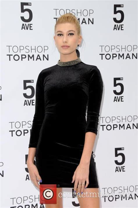 Top Guys Need For Topshop Topman New York hailey baldwin topshop topman new york city flagship