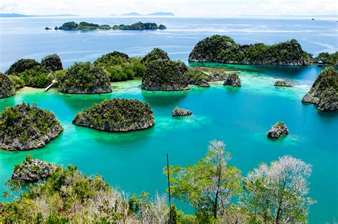 discover    raja ampat  dn lombok