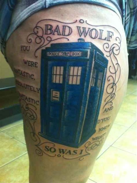 bad wolf tattoo best 25 dr who ideas on doctor who