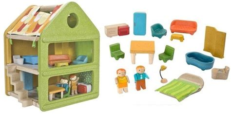 plan toys house plantoys new affordable fold go play house for dolls