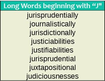 words that start with j pictures to pin on