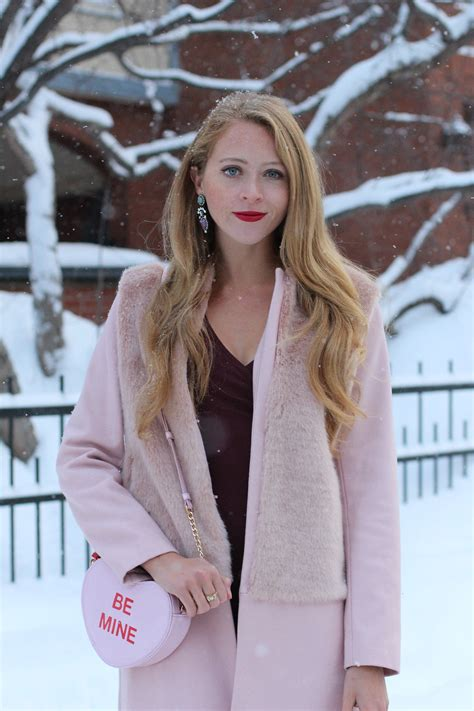 Perfectly Pink Coat For Valentines Day by S Day Zara Pink Coat