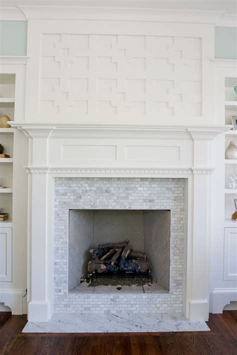 Pictures Of Fireplaces With Tile the granite gurus carrara marble fireplace hearths