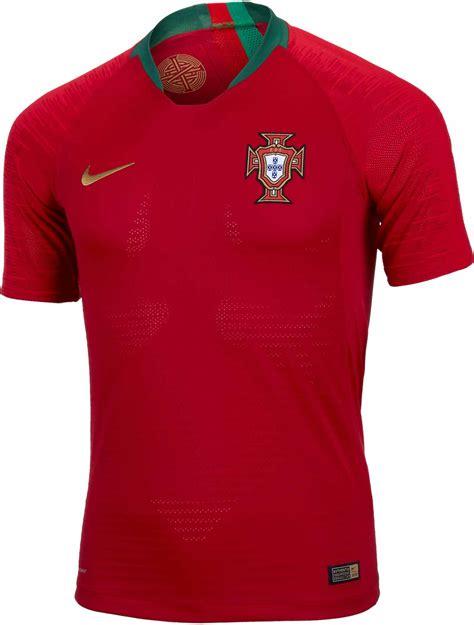 Jersey Portugal nike portugal home match jersey 2018 19 soccerpro