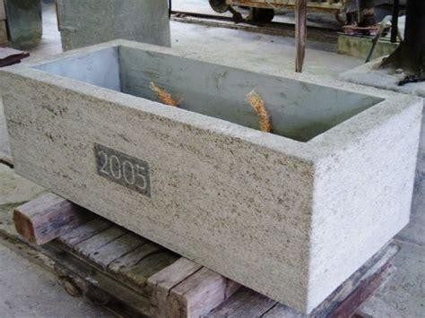 Brunnentrog Selber Betonieren by Produkte Des Steinwerks Dr Ludwig Hemm