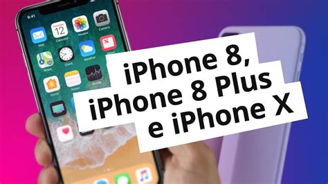 e iphone 8 plus conhe 231 a os novos iphone 8 iphone 8 plus e iphone x