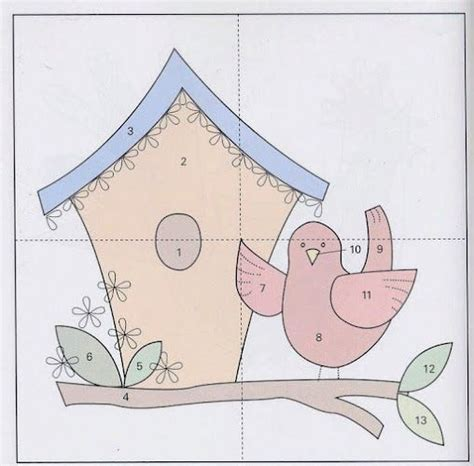 bird sewing template 223 best images about quilting applique patterns on