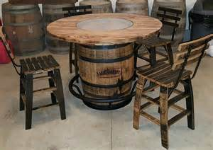 whisky tisch best 25 whiskey barrel table ideas on barrel