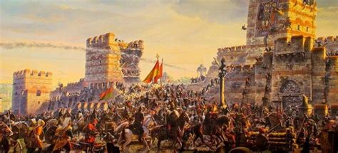 ottoman capture of constantinople 562 years since the fall of constantinople the end of an