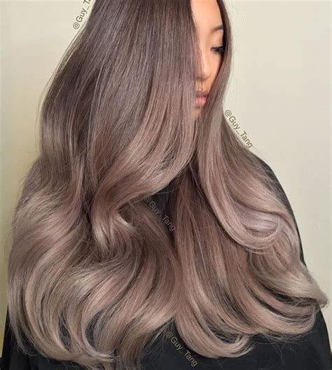 silver brown hair 17 best ideas about grey brown hair on pinterest ashy