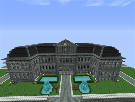 Minecraft City Hall