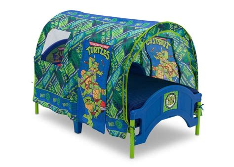 teenage mutant ninja turtles toddler bed teenage mutant ninja turtles toddler tent bed delta