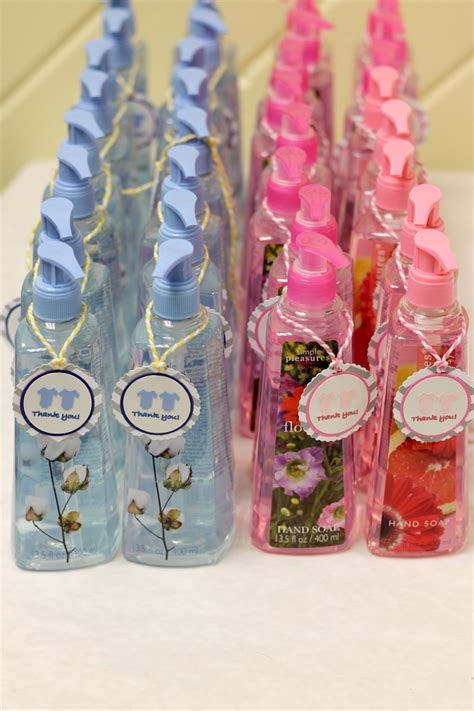Best Baby Shower Favors by Gender Neutral Baby Shower