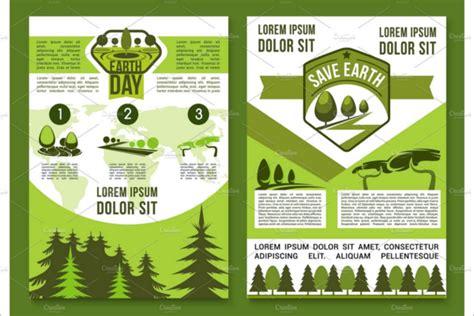 brochure template environmental 25 environmental brochure templates free design exles