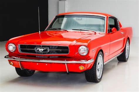 1965 mustang gauges 1965 ford mustang fastback rally gauges american