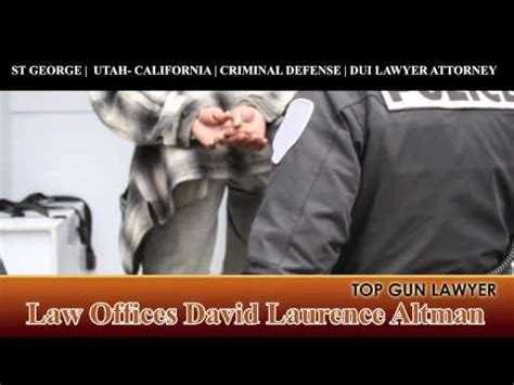 Do Minor Misdemeanors Show On A Background Check Attorney David Laurence Altman Lii Attorney Directory