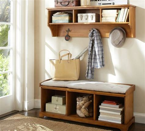 pottery barn entryway bench and shelf 196 best images about foyer ideas on pinterest foyers