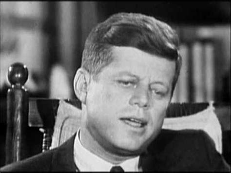 president john f kennedy biography youtube dvp s potpourri after two years december 1962 interview