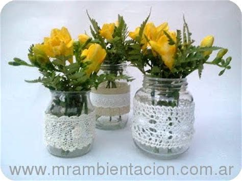 frascos decorados con arpillera 17 best images about frascos decorados on pinterest jars