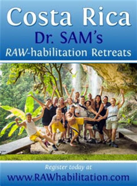Detox Retreat In Costa Rica by Food Vacations And Retreats At Food Planet The