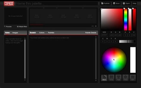 12 best color scheme generator web apps for designers 12 best color palette generator smashingapps com