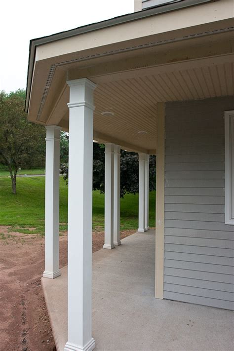 porch columns carpentry contractor talk