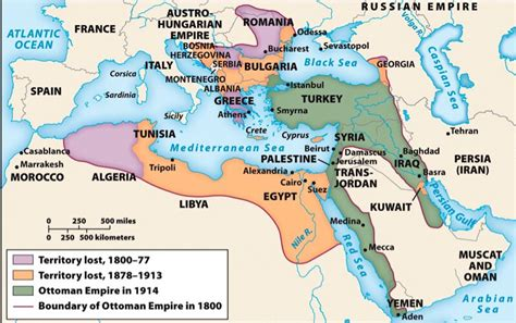 Why Did The Ottoman Empire Decline Healing The Sick Of Europe Paperless History