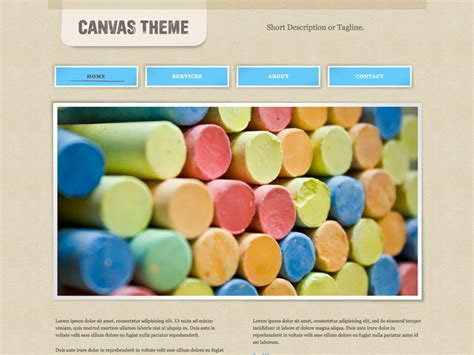 Theme Editor Canvas | html editor themes coffeecup software store