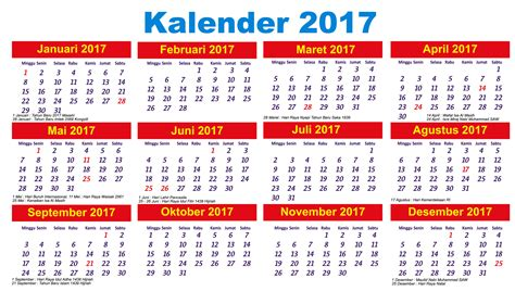 desain kalender a4 design kalender 2017 template newspictures xyz