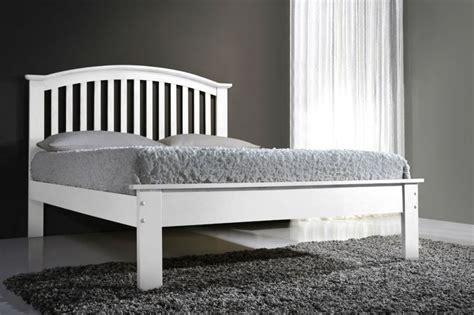 White Bed Frames Uk Flintshire Furniture Uk Leeswood In White Bed Frame Bed Mattress Centre Chichester