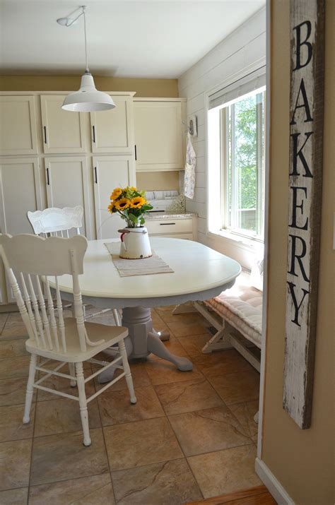 Dining Table Makeover Chalk Paint Dining Table Makeover Vintage Nest