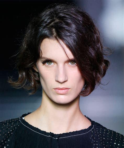 cortes de pelo 2016 corte bob messy y con textura louis vuitton top cortes de