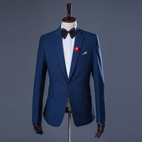 Aluci Top Fashion S Casual Formal top fashion s clothing formal dress suits navy blue