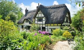 this thatched cottage for sale is magic