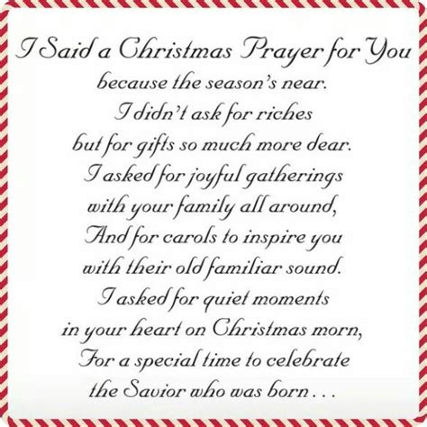 christmas prayer christmas quotes pinterest goodies